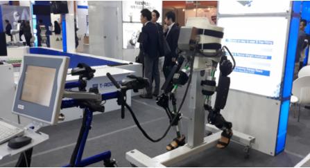 T-Robotics通过医疗康复机器人与物流机器...