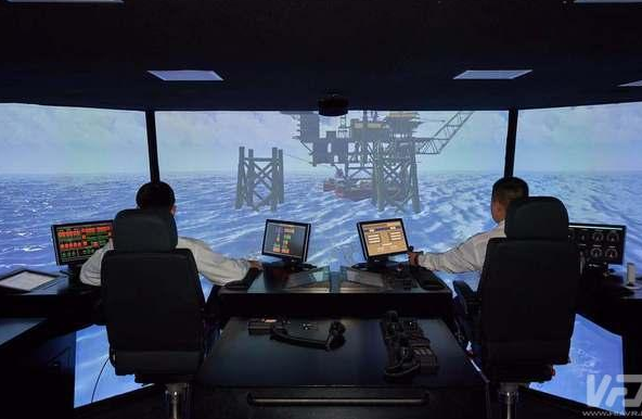 虚拟现实技术助推超级工程建设 海洋工程数字仿真技术应用前景愈加广阔