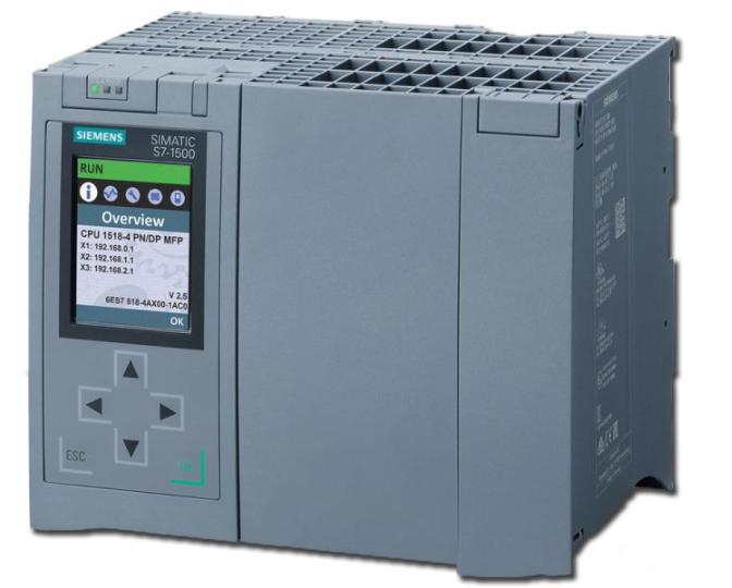 西门子宣布SIMATIC S7-1500工业自动...