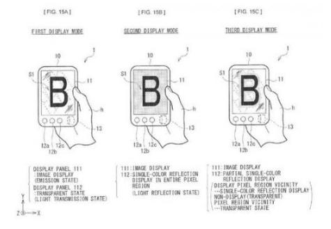 索尼正在正致力于突破性创新 计划开发透明屏幕手机