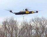 携带超过200磅有效载荷Dauntless无人机