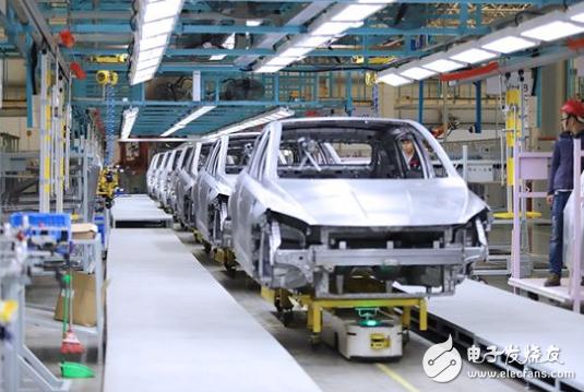 小鹏汽车将智能化应用到了极致 追求高品质智能汽车的生产