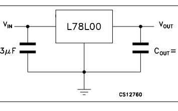 L78L00系列三端正极调节器的数据手册免费下载
