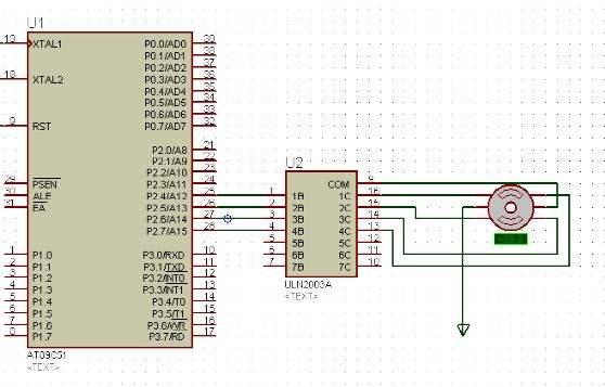 PIC单片机对步进电机的控制设计