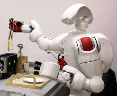 家用机器人未来前景良好 市场成长的主要障碍是昂贵...