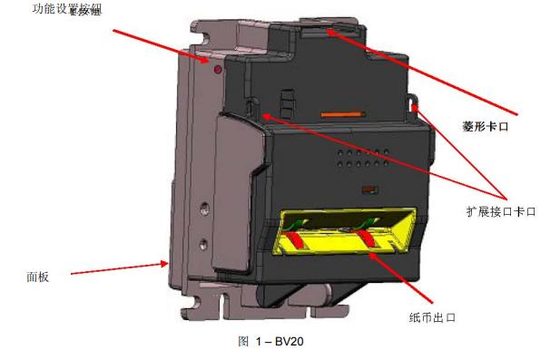 BV20纸币接收器的安装使用维修中文手册免费下载