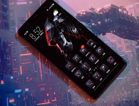 努比亚红魔Mars是迄今为止跑分最高的骁龙845游戏手机