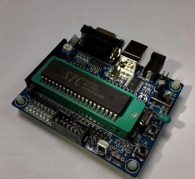 如何使用STC单片机读写MMA7455程序