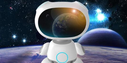 AI行业新风口下 早教机器人产业掀起了一波热潮