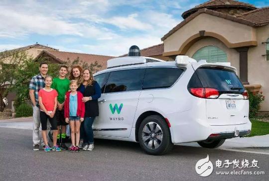 Waymo推出自动驾驶首个用于服务乘客的商业叫车服务