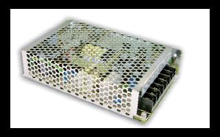 明纬NES-100系列100W单组输出开关电源的详细数据手册免费下载