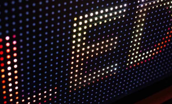 隆达加速新技术开发及导入产品应用 miniLED背光可望为隆达未来营运挹注新动能