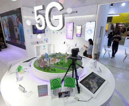 vivo的5G樣機成功實現了高清移動視頻通話