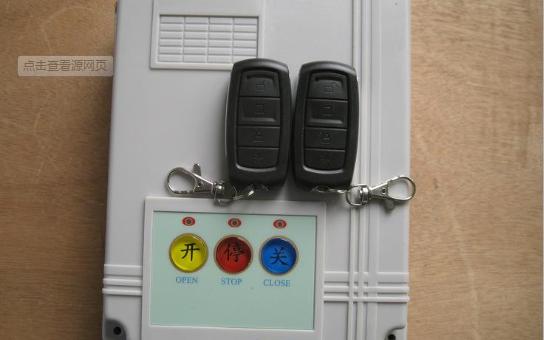如何调试修炼升降门的控制器