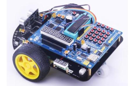 使用单片机设计的智能车源程序详细资料合集免费下载