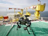 ANYbotics把工业用四足机器人ANYmal带到了供配电平台上