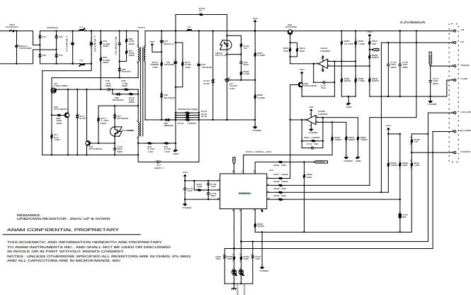ST62T01 MCU与AD转换器成熟量产过百万的电路原理图免费下载