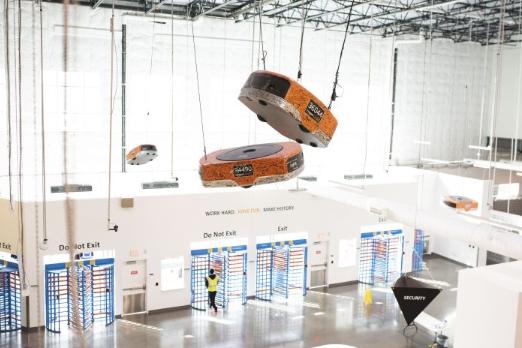 亚马逊加速机器人开发流程 2019年将推家用机器人