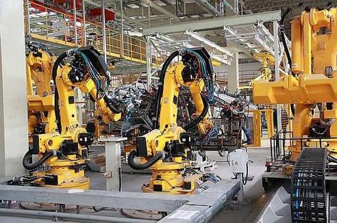 国产的工业机器人与欧美发达国家相比 还有很长的一段距离