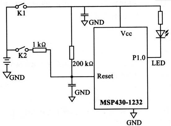 MSP430单片机看门狗的基本用法解析