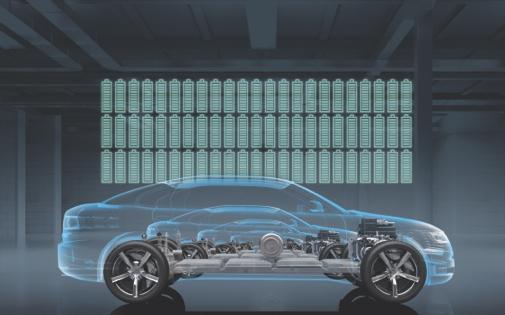 大规模电动汽车生产需要先进的电池化成和测试系统