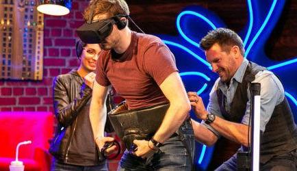 Oculus将虚拟现实用于许多慈善活动