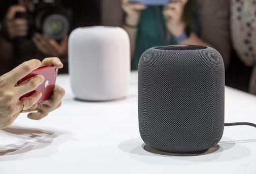 苹果HomePod智能音箱上市 挑战亚马逊的行业权威