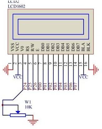 如何采用PIC单片机更新LCD数据