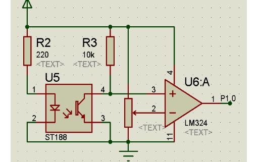 使用單片機控制的簡易自動尋跡小車系統資料說明