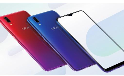 vivo Y93s已正式开售标配128GB闪存三卡槽设计最高支持256GB闪存拓展