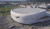 系留无人机系统在波尔多竞技场提供安全保障