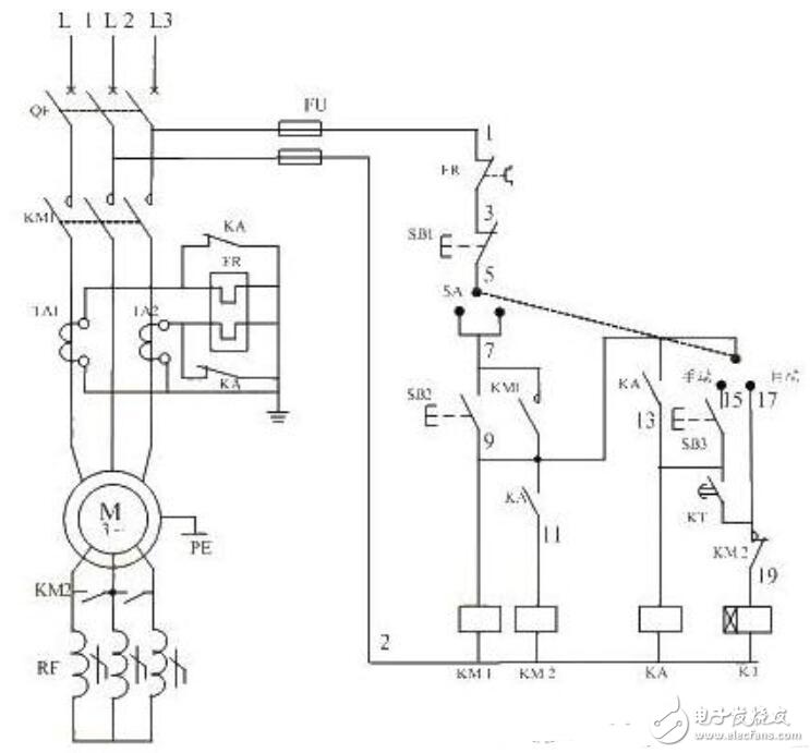 频敏变阻器工作原理