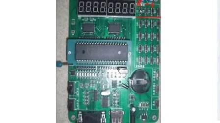 51单片机NVIC中断控制设计