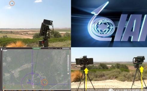 """以色列IAI公司推出增强型版本""""无人机护卫者""""探测系统"""