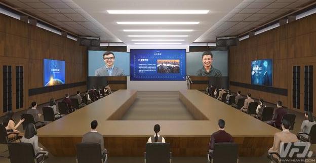 虚拟现实会议逐渐成为远程会议市场的主力军