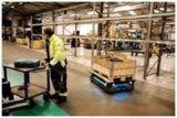MiR500打造内部物流自动化工厂