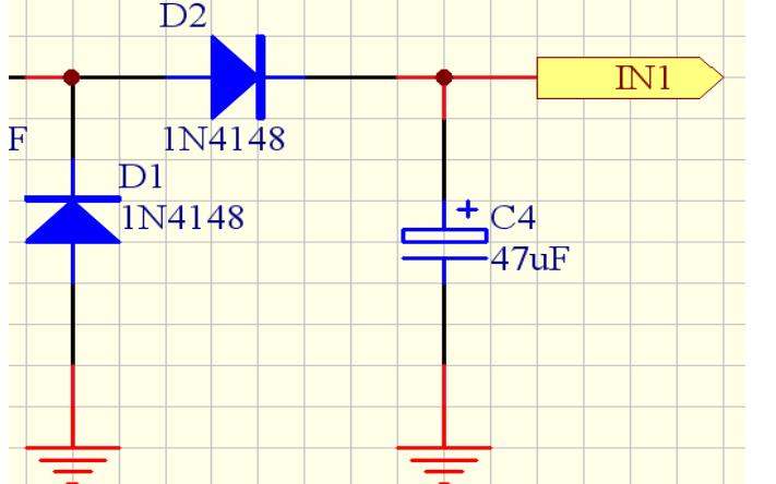 飞思卡尔电磁组传感器电路的详细资料合集免费下载