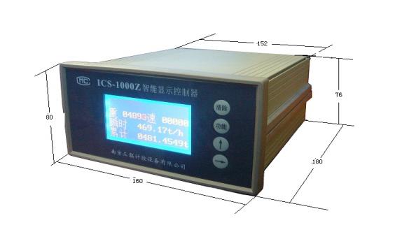 ICS-1000Z智能显示控制器的数据和使用说明书免费下载
