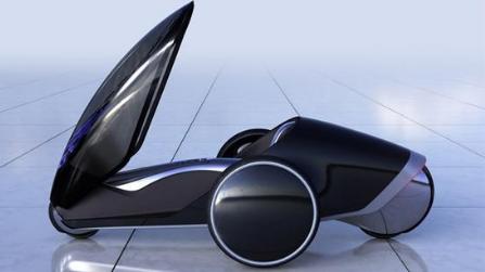 丰田推出一款名为FV2的智能汽车 给自动驾驶开启...