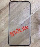 三星Galaxy S10 Lite的玻璃面板在网络上曝光