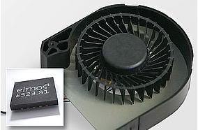 ELMOS推出基于E523.81的新一代三相直流无刷电机控制器芯片