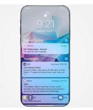 iPhone 11曝光将去掉刘海采用升降式摄像头的设计方案