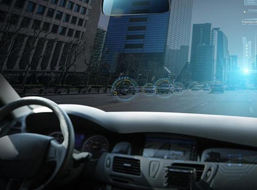 自动驾驶车辆就是人工智能平台 能感知风险并在一瞬间作出驾驶决策