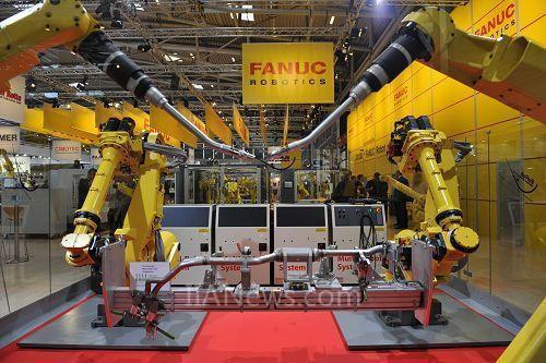 发那科机器人的正确操作方法及步骤