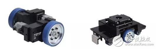 有了这些驱动套件,你也可以自主开发AGV产品