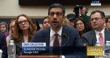 """谷歌搜索重返中国按下暂停键,CEO皮查伊""""对决""""美国国会"""