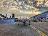 三院民用小型多用途长航时无人机完成首飞
