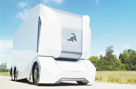 世界上第一台商用自动驾驶卡车即将在瑞典上路