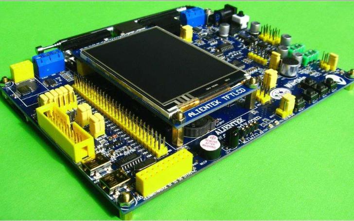 ALIENTEK MiniSTM32开发板及模块元器件AD9和99SE的封装库免费下载