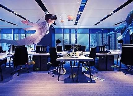 VR技术未来在办公领域的应用介绍
